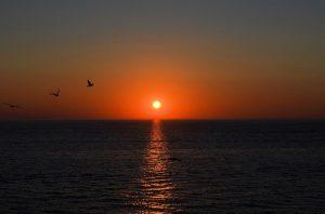 tramonto puglia